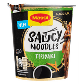 Maggi Noedels saucy teriyaki