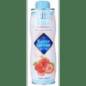 Karvan Cevitam Limonadesiroop aardbei, 0% toegevoegd suiker