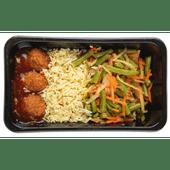 Mealmasters Kip piripiri oosterse groenten