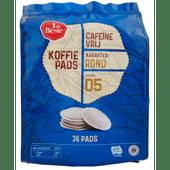 1 de Beste Koffiepads cafeinevrij