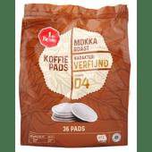 1 de Beste Koffiepads mokka