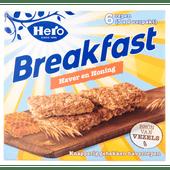 Hero Breakfast haver en honing 3 st.