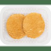 Visburgers 2 stuks