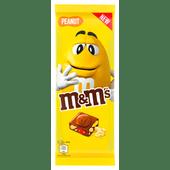 M&M's Chocoladereep pinda