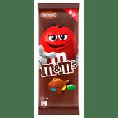 M&M's Chocoladereep chocolate