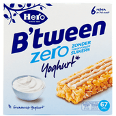 Hero Btween yoghurt zero