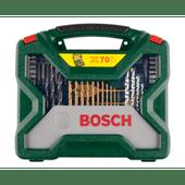 Bosch bit/borenset X-70 Ti