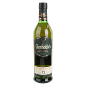 Glenfiddich Whisky reserve 12 years