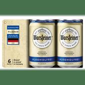 Warsteiner Pilsener alcoholvrij 0%