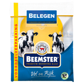 Beemster Kaas belegen 48+ voordeelpak