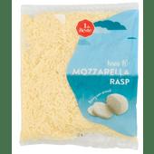 1 de Beste Mozzarella rasp 40+