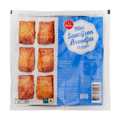 1 de Beste Mini saucijzenbroodjes 12 stuks