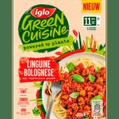 Iglo Green cuisine linguine bolognese