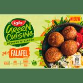 Iglo Green cuisine falafel