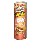 Pringles Chips roastbeef and mustard