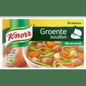 Knorr Bouillonblokjes groente 8 stuks
