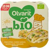 Olvarit 12m209 quinoa-doperwt-venkel