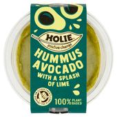 Holie Hummus avocado