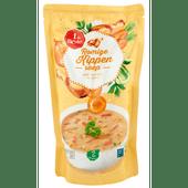 1 de Beste Soep in zak romige kip