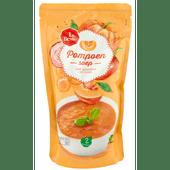 1 de Beste Soep in zak pompoen