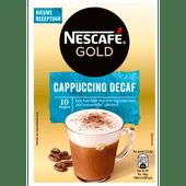 Nescafé Oploskoffie cappucino cafeïnevrij