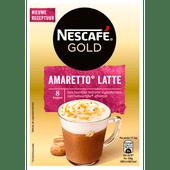 Nescafé Oploskoffie latte amaretto