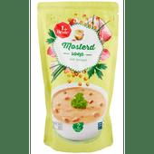 1 de Beste Soep in zak mosterd