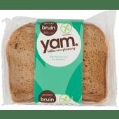 Yam Brood bruin glutenvrij