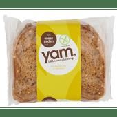 Yam Brood licht meergranen glutenvrij