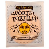 No Fairytales Tortilla wortel