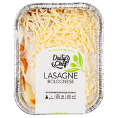 Daily Chef Lasagne bolognese