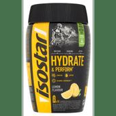 Isostar Sportdrank lemon