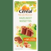 Céréal Chocolade hazelnoot