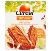 Céréal Koekjes speculoos & stukjes amandel
