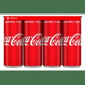 Coca-Cola Regular 8x25 cl