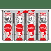 Coca-Cola Light 8x25 cl