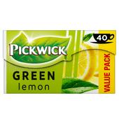 Pickwick Lemon groene thee voordeelpak