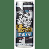 Blue Bastard Energydrink zero