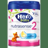 Hero Baby Nutrasense standaard 2 6-12 maanden