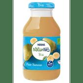 Nestle Naturnes bio fruitsap peer-banaan