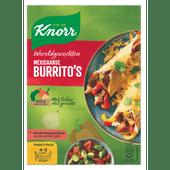 Knorr Wereldgerecht Mexicaanse burritos xl