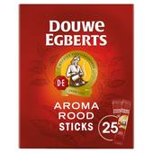 Douwe Egberts Aroma Rood sticks oploskoffie aroma rood sticks