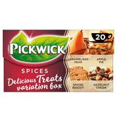 Pickwick Delicious Treats variatiebox zwarte thee