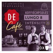 Douwe Egberts Café Lungo 8 koffiecups lungo sterkte 8