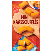 1 de Beste Kaassouffle mini 12 stuks