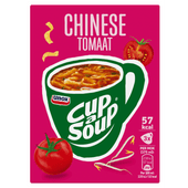 Unox Cup-a-soup chinese tomaat 3 stuks