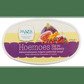 Maza Hoemoes cranberry vijg