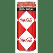 Coca-Cola Zero cinnamon