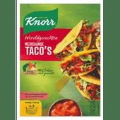 Knorr Wereldgerecht Mexicaanse tacos xl
