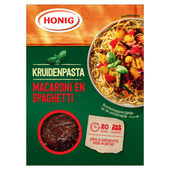 Honig Kruidenpasta macaroni & spaghetti